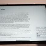 iPadOS: Neue Tastaturfunktionen und Textbearbeitung