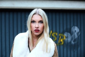 Lifestyle Editorial mit Nadine in Mannheim