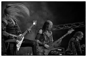 Nifelheim, Sweden Rock 2011