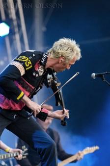 The Levellers, Sweden Rock 2013