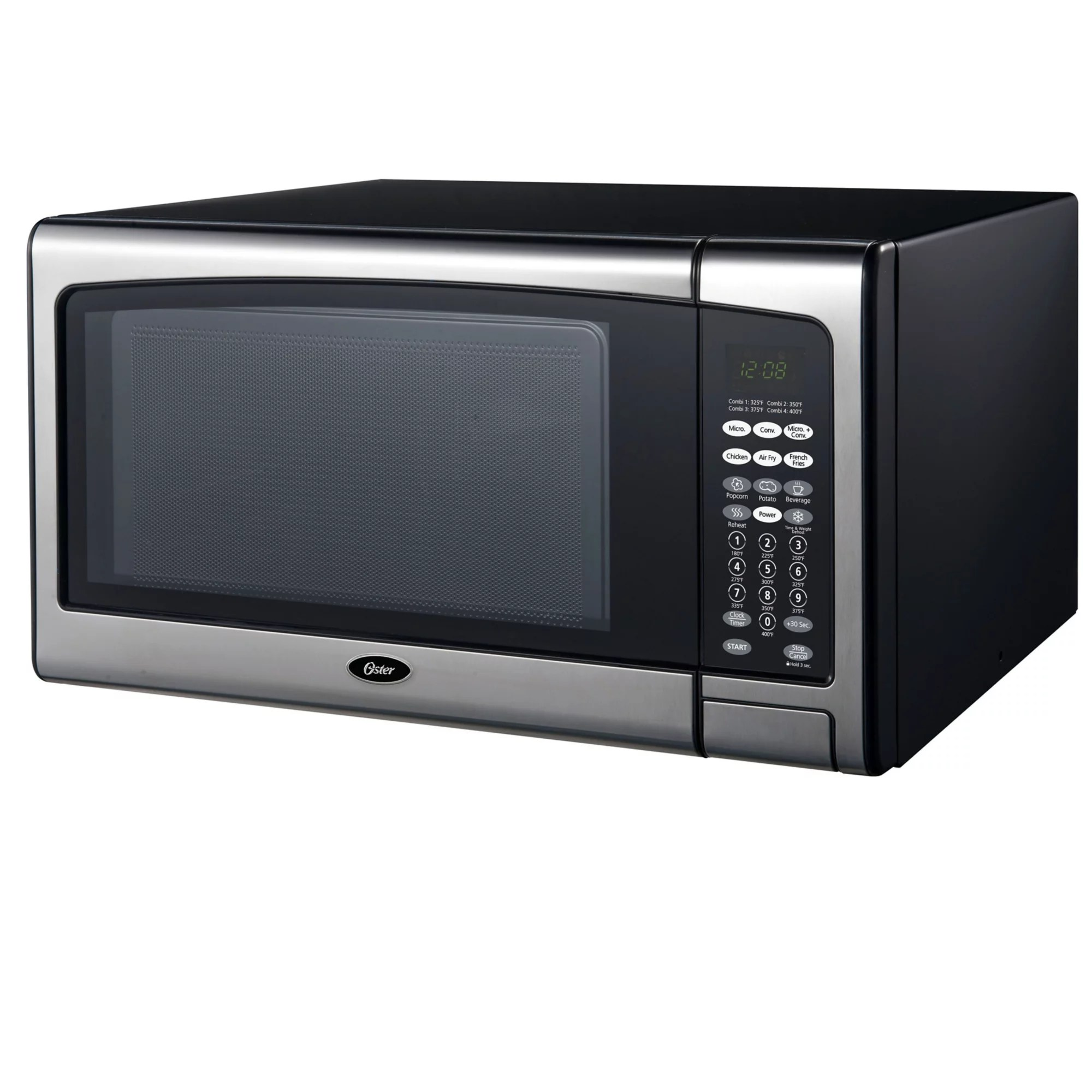 oster 3 in 1 convection oven air fryer microwave 1 2 cu ft