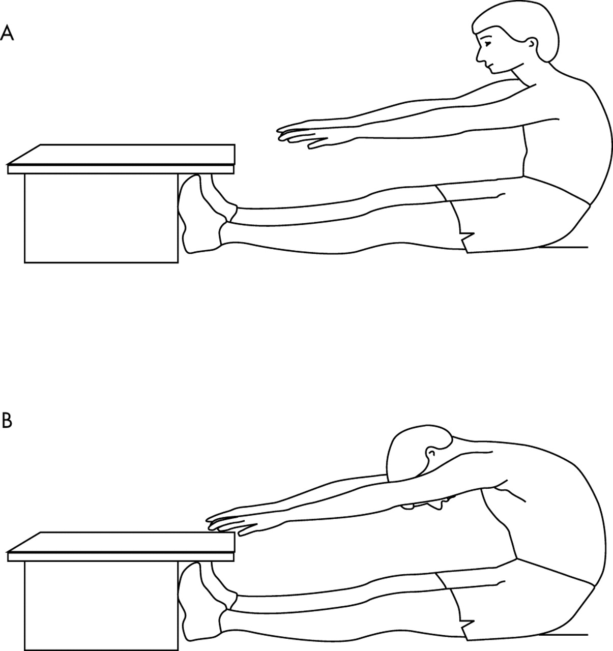 Effect Of Massage Of The Hamstring Muscle Group On