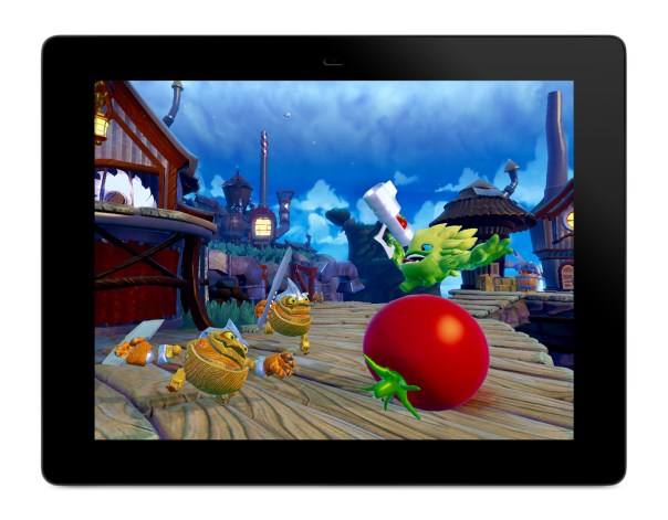 Skylanders Trap Team Tablet