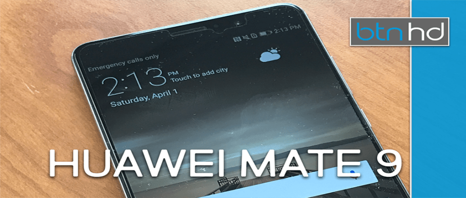 Huawei Mate 9 Unboxing & First Impressions