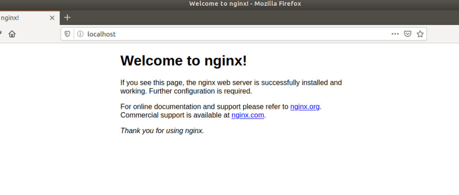 Getting Started with NGINX