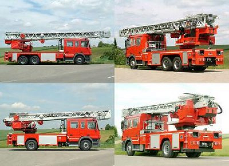 fire drill truck engine services bomba