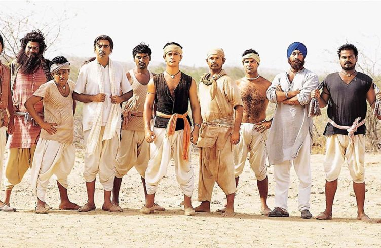 Lagaan Cricket Amir Khan