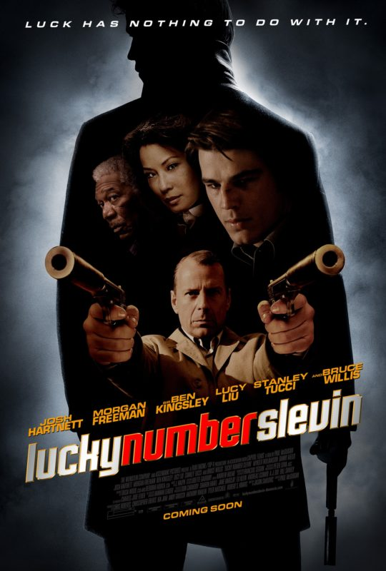 Lucky Number Slevin movie