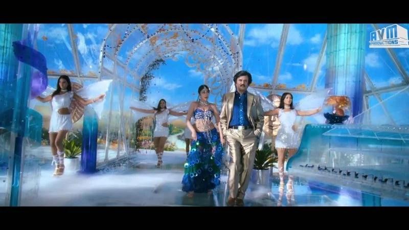 Sahana Sivaji The Boss AR Rahman Tamil