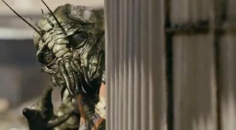 District 9 Movie Alien