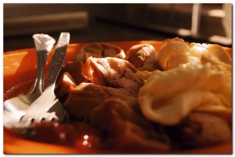 chef food iran