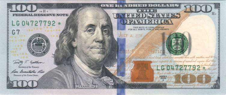 USD 100
