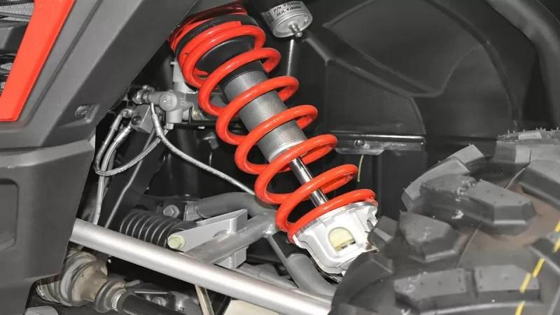 Suspension Coil Spring Car Shock