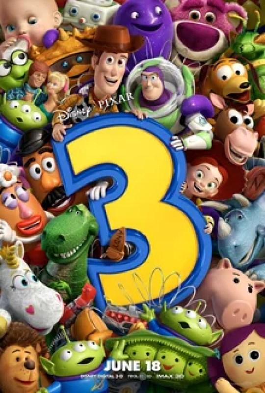 Toy Story Movie Children Animation