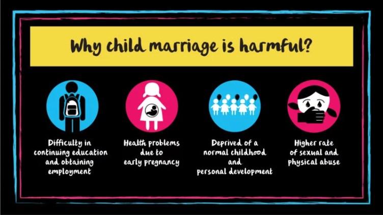 child marriage snippet children