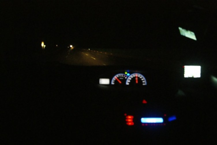 karak vios night drive