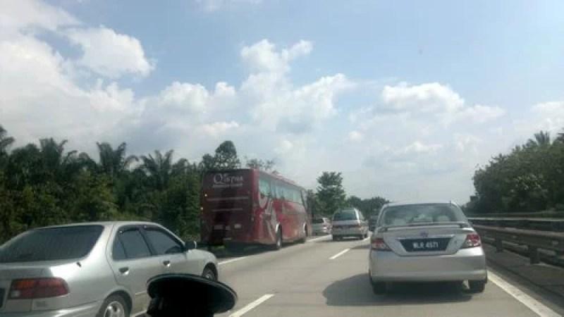 emergency lane queue jumper