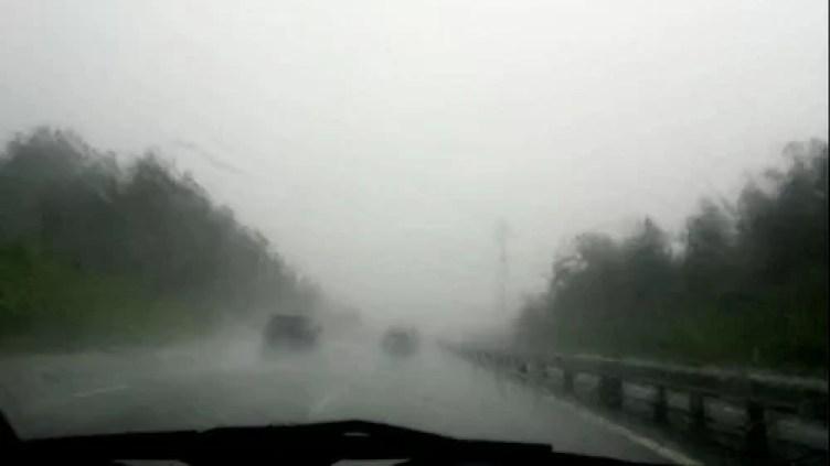rain idiot hazard