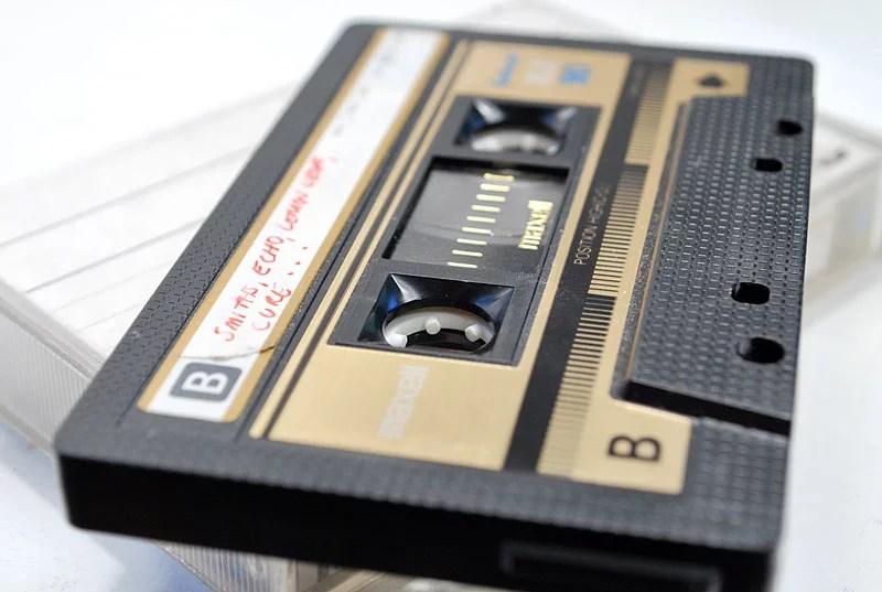 childhood radio cassette
