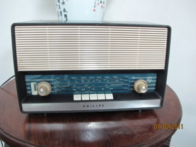 childhood radio