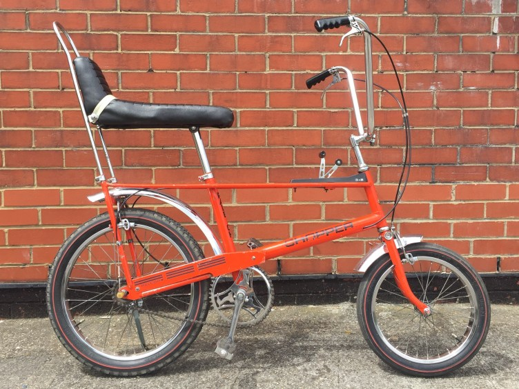 bicycle childhood chopper cycle