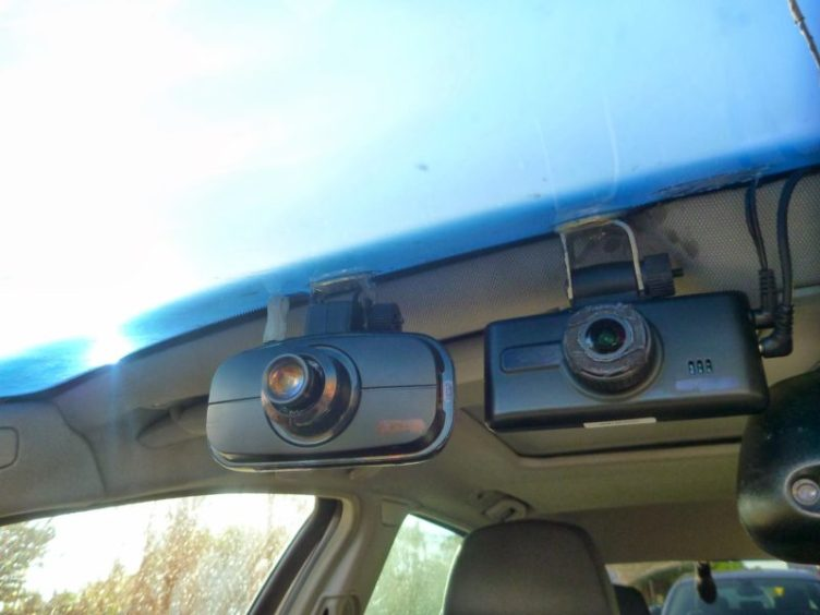dashcam enforcement driving car