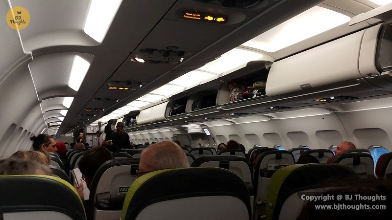 cape verde flight tap portugal