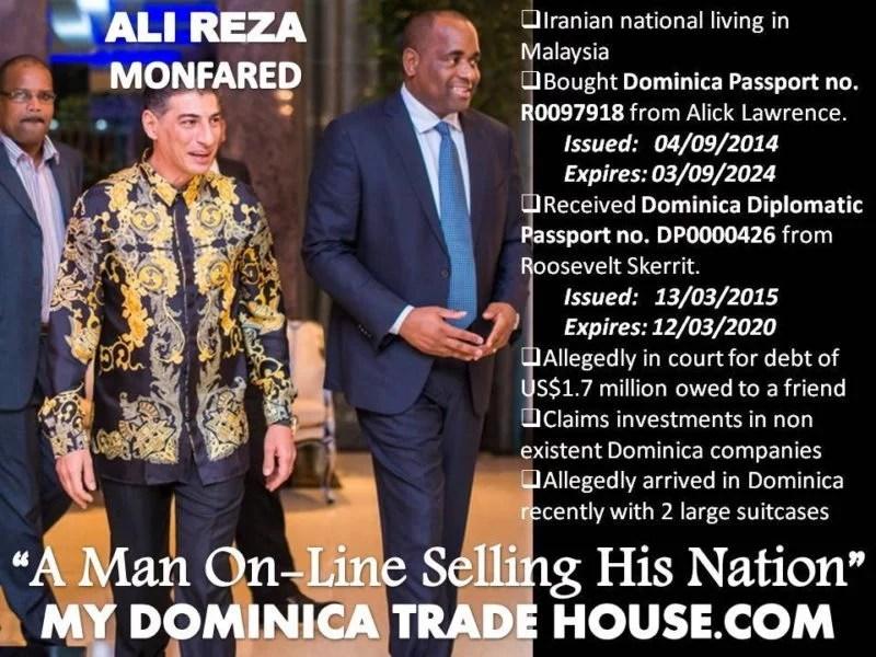 Dominican diplomatic Diplomats
