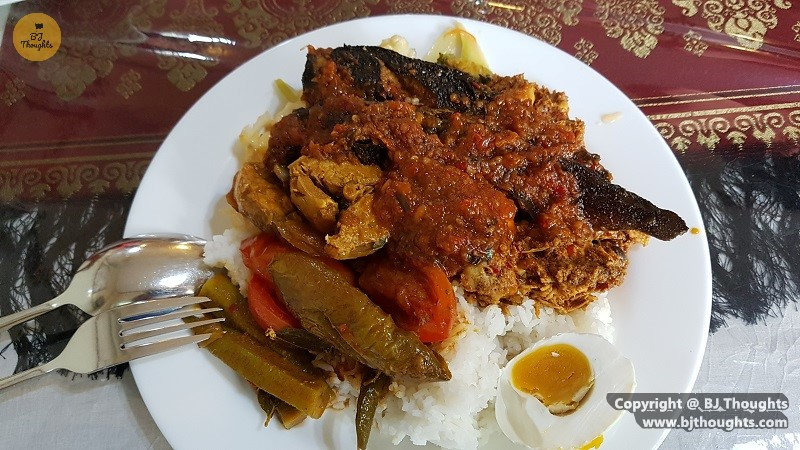 malaysian food lunch cafe malaya cambodia phnom penh