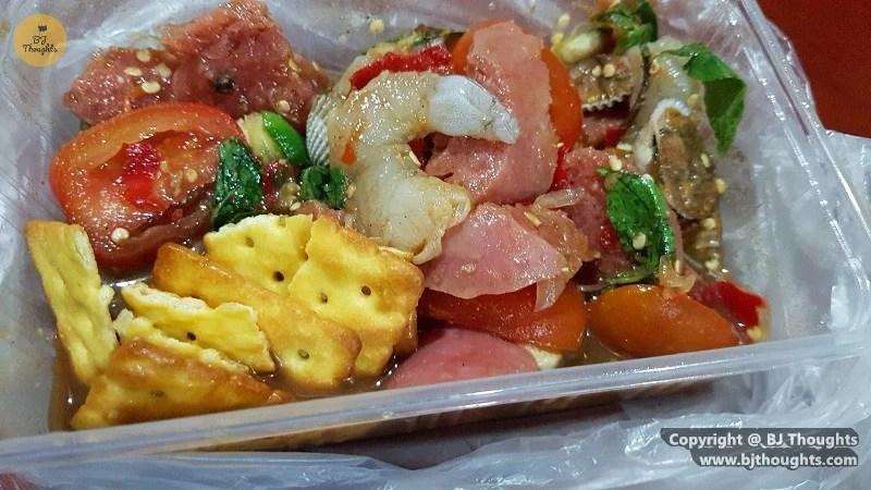 Spicy crab cambodia foodpanda seafood