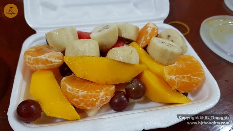 fruit salad foodpanda food online