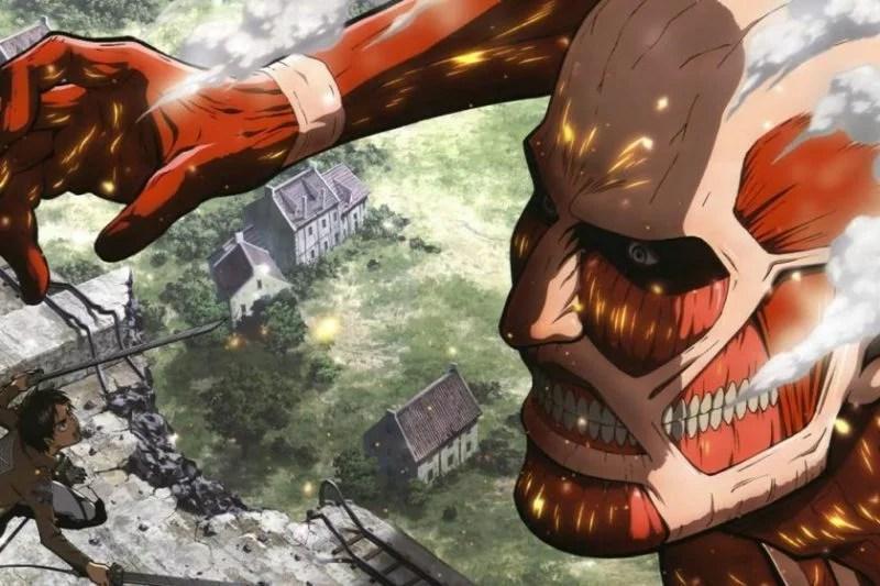 anime attack on titan netflix