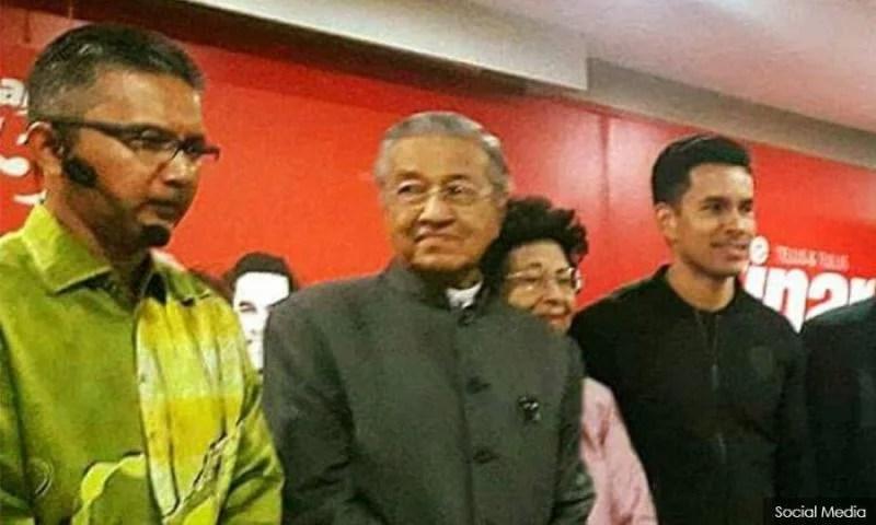snippet professor kamarul zaman yusoff Mahathir Shah Alam Dr M