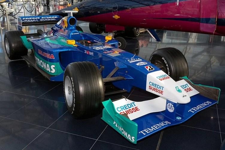 Formula One Sauber Petronas Malaysia Motorsport