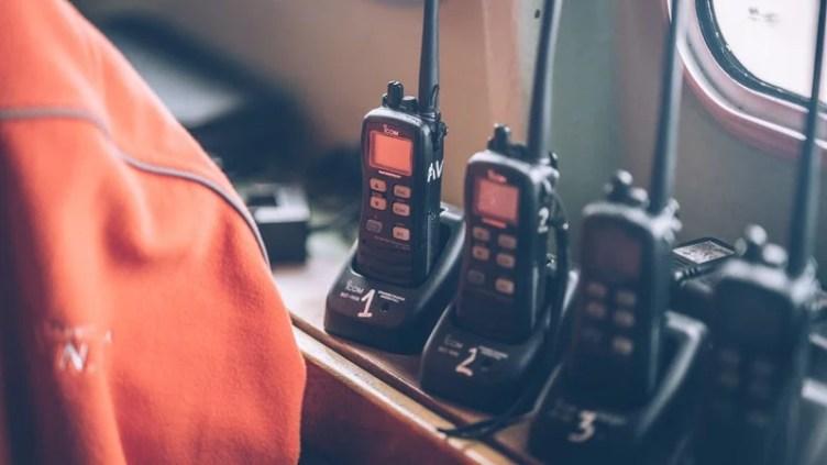 tactic walkie talkie communication radio