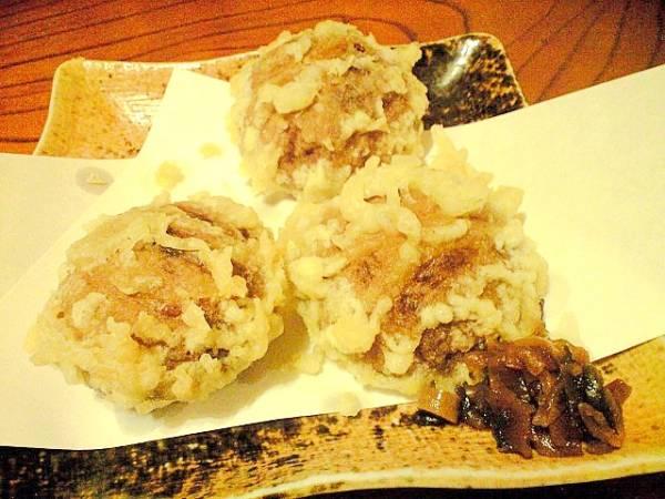 長野名物&グルメ⑦サクサク食感がたまらない!天ぷらまんじゅう
