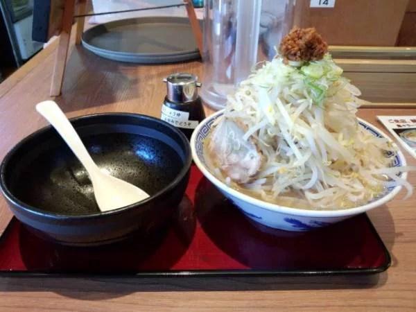 埼玉県のラーメンランキング⑥富士山を望みながら「麺や十兵衛」