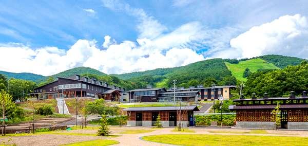 ⑦山から仙台の街を一望!オーエンス泉ヶ岳自然ふれあい館