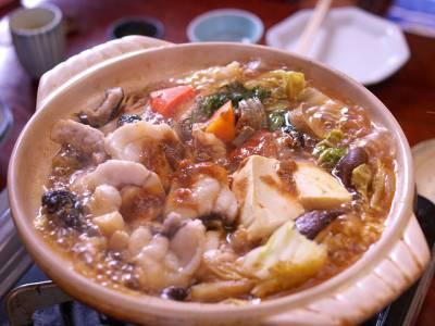 大洗グルメ&名物②冬に訪れたなら、あんこう鍋