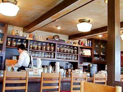 ⑦東出珈琲店:浅鋳りから深鋳りまで