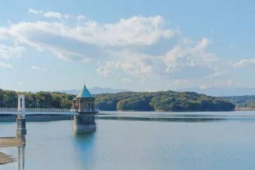埼玉の遊び場⑥ダム百選の一つ!歴史ある人造湖「狭山湖」