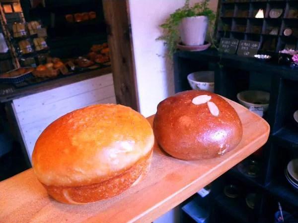湯布院名物&グルメ⑦アーゴス クリームパン~午前中には売り切れ!