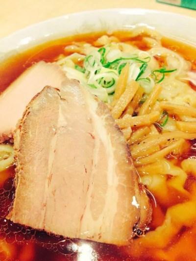 仙台ラーメンランキング⑥無化調で体に優しい!麺匠ぼんてん
