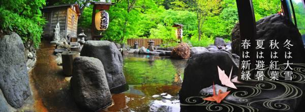 新潟県温泉ランキング⑩目に効く!貝掛温泉