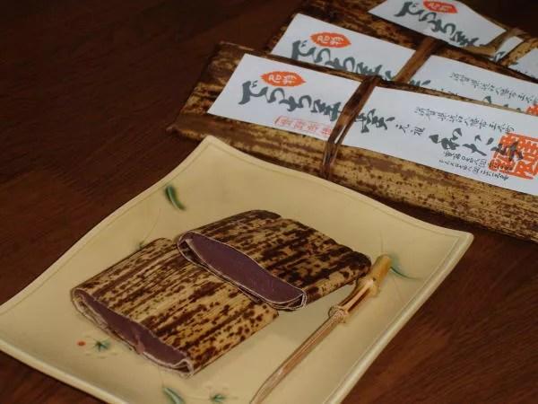 滋賀県お土産⑥近江八幡に伝わる伝統の味「和た与 でっち羊羹」