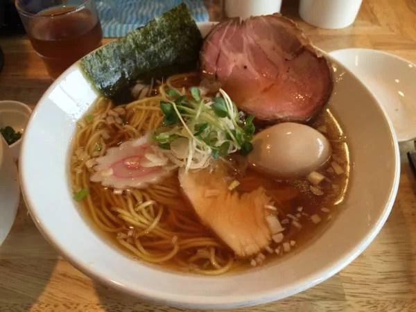 水戸ラーメンランキング⑦お昼のみ営業の超人気店!ふる川