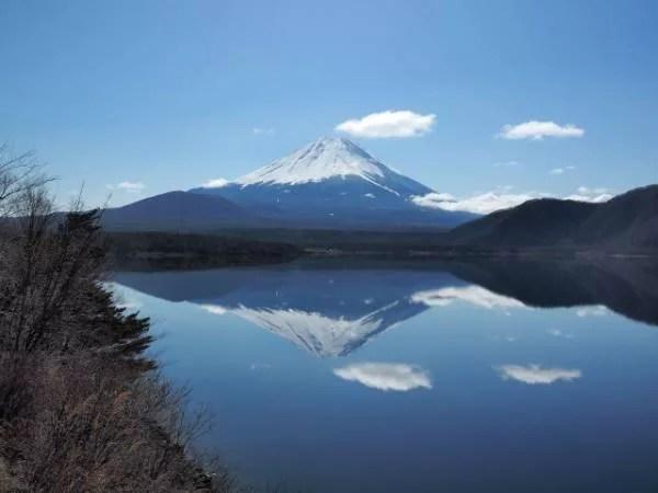 山梨県パワースポット⑤逆さ富士で有名「本栖湖」