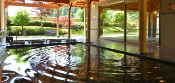 京都日帰り温泉③湯の花温泉 渓山荘~自然豊かな温泉でリラックス~