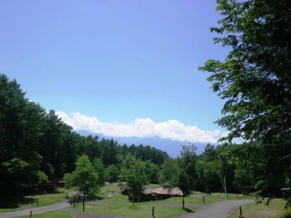 ④日照時間日本一のキャンプ場!キャンピカ明野ふれあいの里