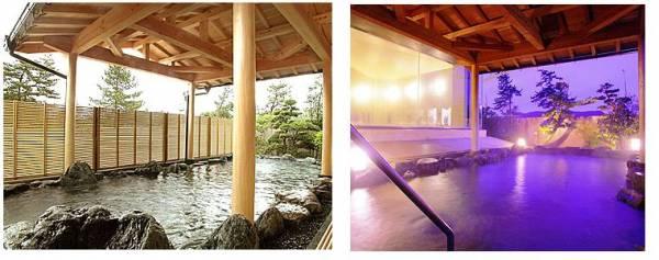 京都日帰り温泉⑤みなと悠悠〜蟹食べ放題バイキングもある源泉掛け流し温泉〜